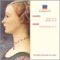 Hummel: Septet Op.74, Quintet Op.87; Weber: Clarinet Quintet Op.34