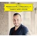 Mendelssohn: Symphonies No.1-No.5
