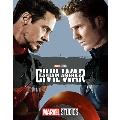 シビル・ウォー/キャプテン・アメリカ MovieNEX [Blu-ray Disc+DVD]<期間限定仕様/アウターケース付>