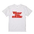 WTM Tシャツ POP(ホワイト)Lサイズ