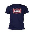OASIS / UNION JACK T SHIRT Lサイズ