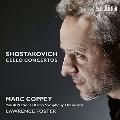 ショスタコーヴィチ: チェロ協奏曲第1番&第2番