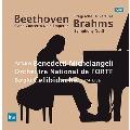 ベートーヴェン: ピアノ協奏曲第5番; ブラームス: 悲劇的序曲 Op.81, 交響曲第3番<完全限定生産>
