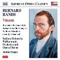 Bernard Rands: Vincent