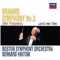 ブラームス: 交響曲 第3番、アルト・ラプソディ<タワーレコード限定>