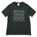 150 怒髪天 NO MUSIC, NO LIFE. T-shirt Black/XSサイズ