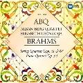 Brahms: String Quartets No.1-No.3, Piano Quintet Op.34
