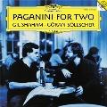 パガニーニ・フォー・トゥー~ヴァイオリンとギターのための作品集<限定生産盤>