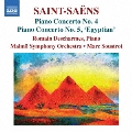 Saint-Saens: Piano Concerto No. 4 & 5