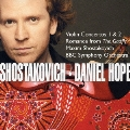 ショスタコーヴィチ:ヴァイオリン協奏曲第1番&第2番 他