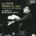 シベリウス:交響曲 第3番&第5番 フィンランディア/悲しきワルツ エン・サガ(伝説)