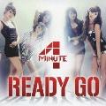 READY GO [CD+DVD]<初回限定盤A>