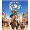 ランゴ おしゃべりカメレオンの不思議な冒険 ブルーレイ+DVDセット [Blu-ray Disc+DVD]