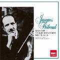 モーツァルト:ヴァイオリン協奏曲 第5番&第6番 ヴァイオリン・ソナタ K.378&526 他<期間限定低価格盤>