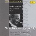 ベートーヴェン:ピアノ協奏曲第5番≪皇帝≫<初回プレス限定盤>