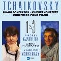 チャイコフスキー:ピアノ協奏曲 第1番&第3番