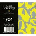 "Sound Concierge #701""Super Romantic""selected and mixed by Fantastic Plastic Machine FOR YOU MOMENTS IN LOVE"
