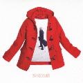 赤いコート [CD+DVD]<初回限定盤>
