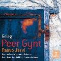 グリーグ:劇音楽≪ペール・ギュント≫(抜粋) CD