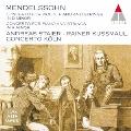 メンデルスゾーン:ピアノ協奏曲&二重協奏曲 CD