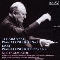 チャイコフスキー:ピアノ協奏曲第1番 リスト:ピアノ協奏曲第1番、第2番<タワーレコード限定>