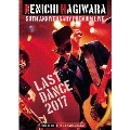 KENICHI HAGIWARA 50TH ANNIVERSARY PREMIUM LIVE LAST DANCE 2017 2017.10.04 LIVE AT NANBA HATCH