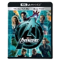 アベンジャーズ 4K UHD [4K Ultra HD Blu-ray Disc+Blu-ray Disc]