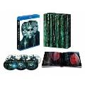 マトリックス トリロジー HDデジタル・リマスター&日本語吹替音声追加収録版<初回限定生産版> Blu-ray Disc