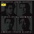 ベートーヴェン:弦楽四重奏曲第3番 弦楽四重奏曲第13番(終楽章に大フーガを使用した初演版)<限定盤>
