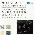 モーツァルト:弦楽五重奏曲 第3番&第4番