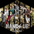 HANDS UP [CD+DVD]<初回盤A>