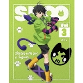 SK∞ エスケーエイト 3 [Blu-ray Disc+CD]<完全生産限定版>