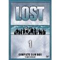 LOST シーズン1 DVD COMPLETE SLIM BOX