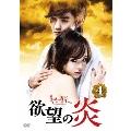 欲望の炎 DVD-BOX4