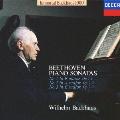 不滅のバックハウス1000: ベートーヴェン:ピアノ・ソナタ 第1・2・3番<限定盤>