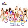 CYBERJAPAN DANCERSエクササイス 「SEXY SIZE」(セクシサイズ) [CD+DVD]