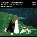 シューベルト:弦楽四重奏曲第14番≪死と乙女≫、第13番≪ロザムンデ≫