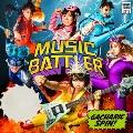 MUSIC BATTLER [CD+DVD]<初回限定盤Type-A>