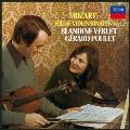 モーツァルト:初期ヴァイオリン・ソナタ集Vol.1 第1番~第7番<限定盤>