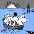 -Joy with Moomin- Go to the Beach 海へ