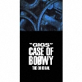 """GIGS"" CASE OF BOΦWY -THE ORIGINAL- [4CD+Tシャツ:Lサイズ+ステッカー]<完全限定盤>"