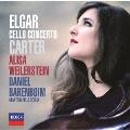 エルガー&カーター:チェロ協奏曲