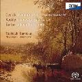 ドヴォルザーク:交響曲第9番「新世界より」 コダーイ:ガランタ舞曲 バーバー:弦楽のためのアダージョ