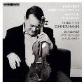 マルティヌー: ヴァイオリン協奏曲第1&2番、バルトーク: 無伴奏ヴァイオリン・ソナタ