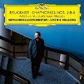 ブルックナー:交響曲第8番・第2番 ワーグナー:≪ニュルンベルクのマイスタージンガー≫第一幕への前奏曲 [UHQCD x MQA-CD]