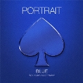 "PORTRAIT BLUE SELF COVER BEST ""MAN"""