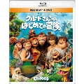クルードさんちのはじめての冒険 [Blu-ray Disc+DVD]