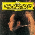 シューベルト:交響曲第3番・第8番≪未完成≫<生産限定盤>