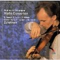 ブラームス&シューマン:ヴァイオリン協奏曲