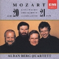 モーツァルト:弦楽四重奏曲第20番ニ長調